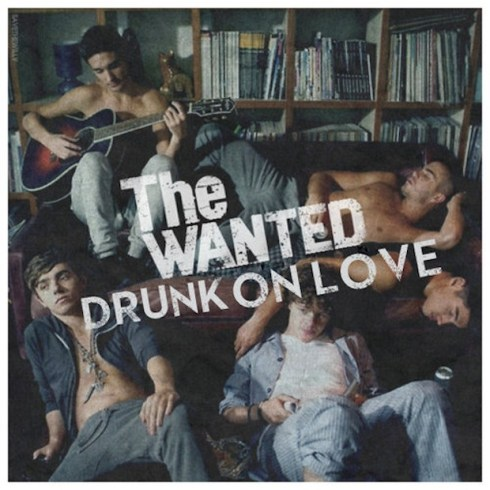the wanted drunk on love