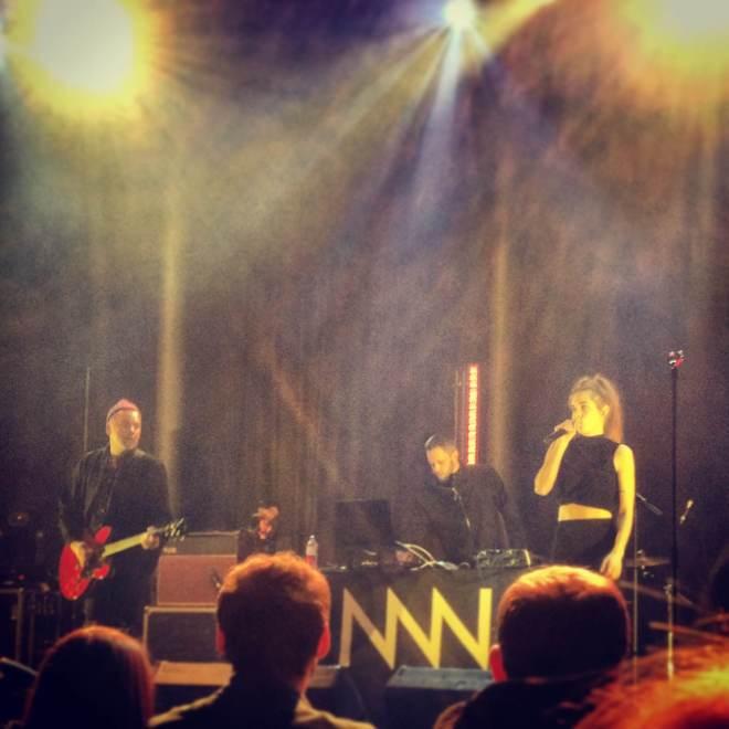 nonono live ja ja ja festival roundhouse london 2013