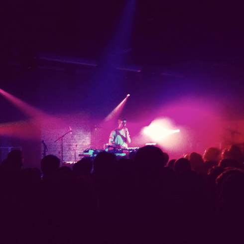 sin fang live ja ja ja festival roundhouse london 2013