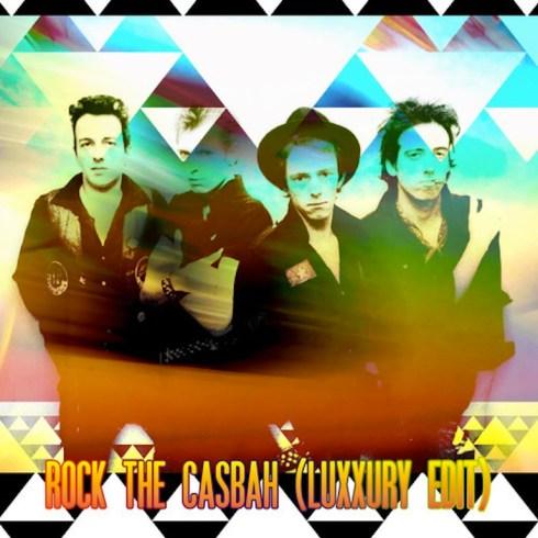 The Clash 'Rock The Casbah' (Luxxury Remix)