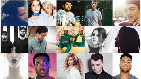 bbc sound of 2014 list