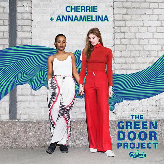 Cherrie & AnnaMelina