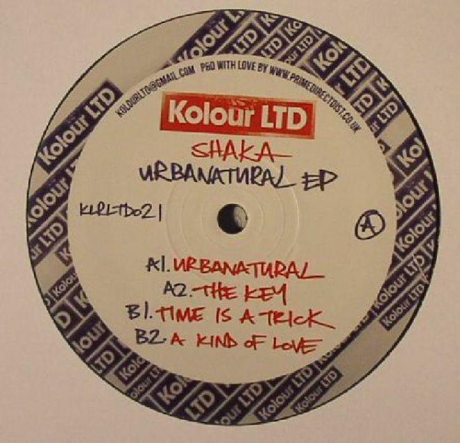 Shaka – Urbanatural EP