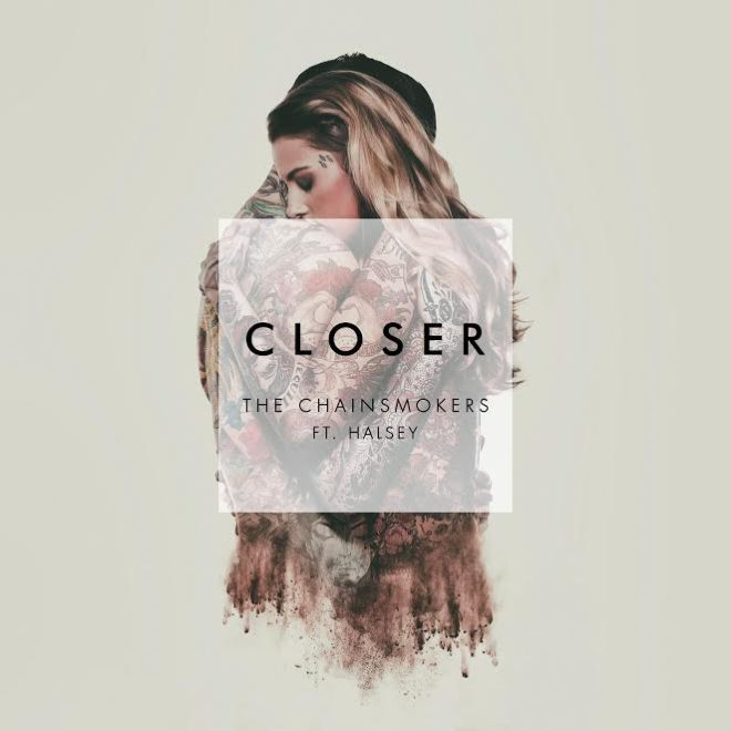 The Chainsmokers - Closer (feat. Halsey)
