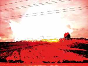Light explosions 14