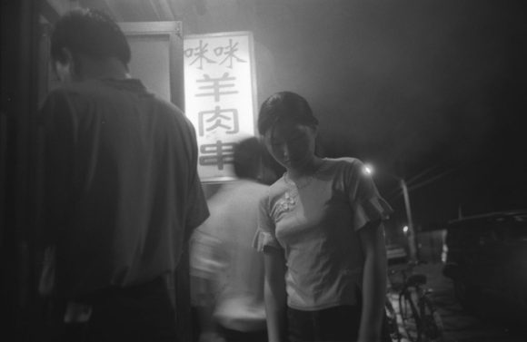 Passerby in China 12