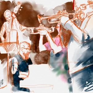 Jazz en el Smalls, New York City