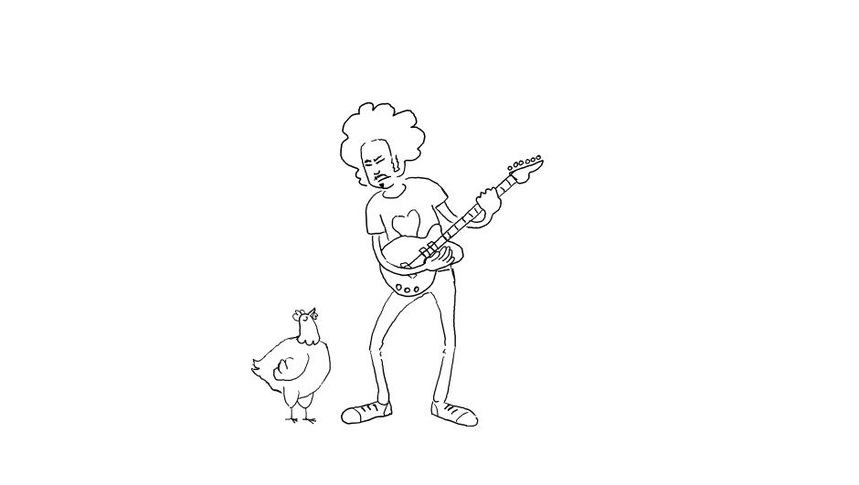 Animación de Personaje