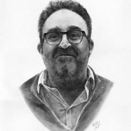 Retrato Roberto Gonzalez