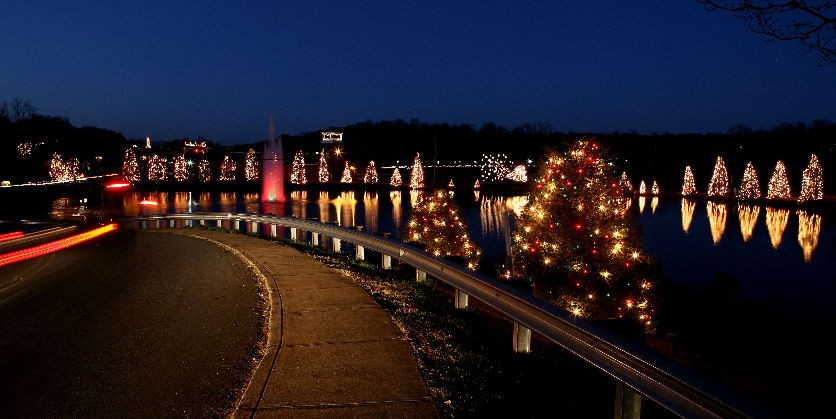 Christmas Lights and Shows in Lake Norman and Charlotte area 2014 ...