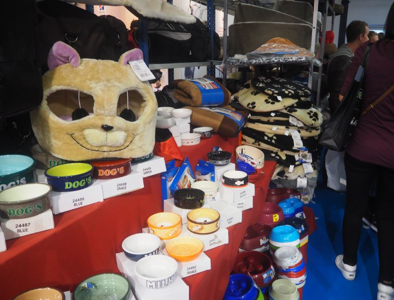 Accesoires pour animaux de compagnie les dernières tendances Salon Animal Expo