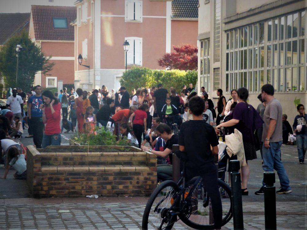 Alfortville école Octobre en fête