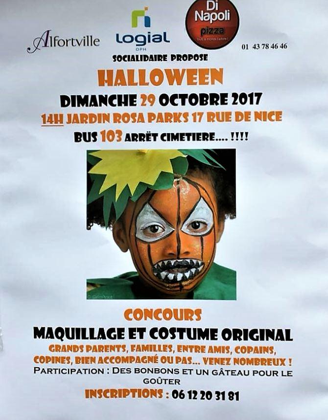 Halloween Alfortville
