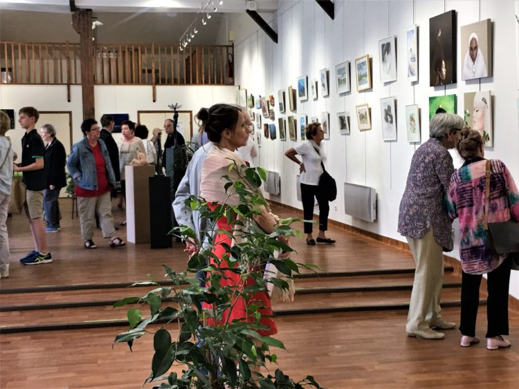 Alfortville exposition arts plastiques Salon 4A
