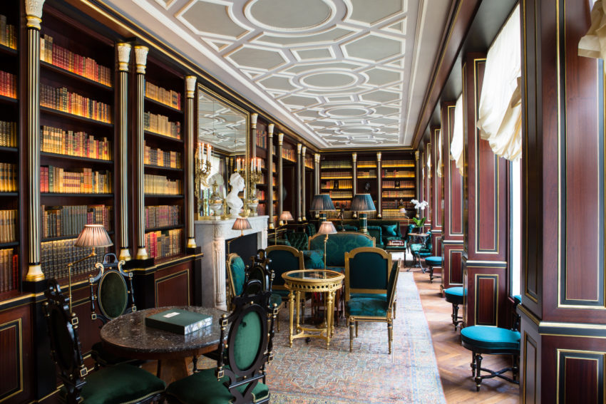 La Reserve Paris Bibliotheque Duc de Morny