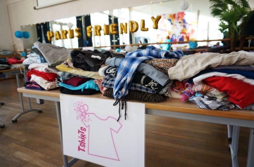 Free troc party echange de vêtements et accessoires Paris 26 mars
