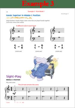 MLM: Notespeller & Sight-Play, Book 3