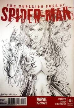 venom-mary jane alfred trujillo