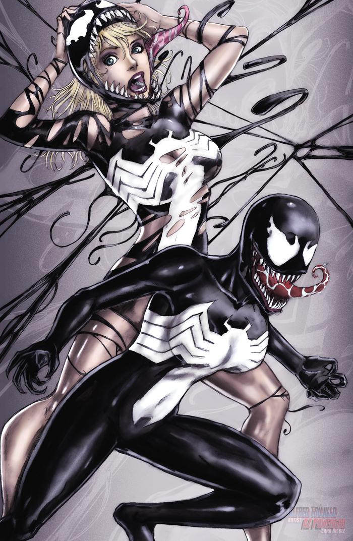 Gwen Venom lr