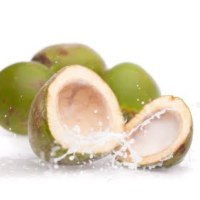 Replenishing Electrolytes with Coconut Water