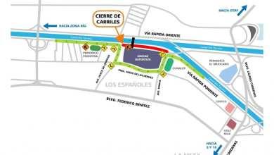 Photo of Cierran vías rápidas Oriente y Poniente por obras del SITT