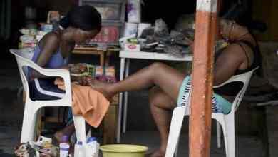 Photo of Haitianos y africanos migrantes forman barrio en el sur de mexico
