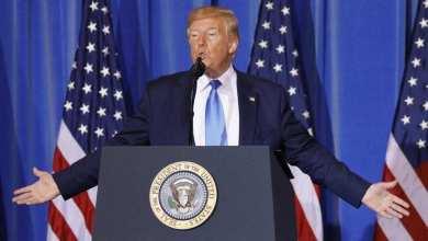 Photo of Trump agradece a Ebrard su trabajo en migración