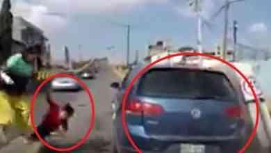 Photo of Atropella a niño y lo deja tirado en el asfalto