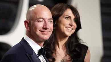 Photo of En 38 MMDD se cierra el divorcio de Jeff y MacKenzie Bezos como el más caro de la historia