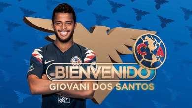 Photo of ¡Oficial! Giovani Dos Santos ya es jugador del América
