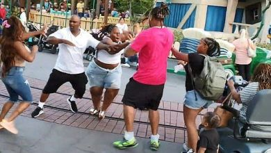 Photo of Arrestan a tres de los implicados en pelea ocurrida en Disneyland