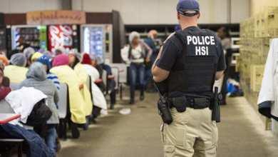 Photo of 122 mexicanos fueron detenidos durante las redadas en Misisipi