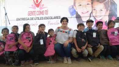 Photo of Reparten útiles escolares a niños en zonas marginadas de Tijuana