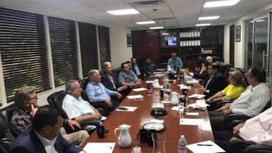 Photo of Informa titular de Sedeti acciones de la secretaría ante miembros del CCE