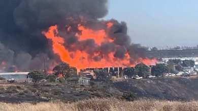 Photo of Reabren puente CBX después de fuerte incendio