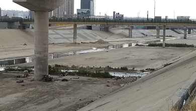 Photo of Hallan cadáver flotando en canalización del Río