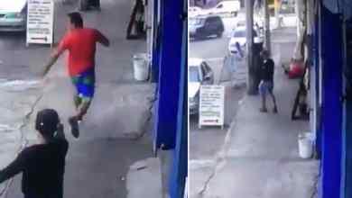 Photo of Captan momento en que sicarios siguen a hombre y lo matan