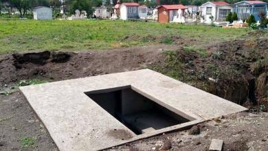 Photo of Alcalde dona 15 fosas en el panteón a asilo de ancianitos