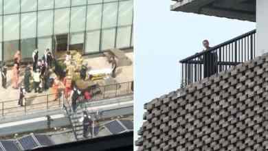 Photo of Adolescente lanza a niño de 7 años desde décimo piso en museo de Inglaterra