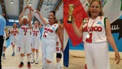 Photo of Selección Femenil de 65+ gana Mundial de Básquetbol en Finlandia