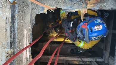 Photo of Oportuno rescate de Bomberos evita tragedia