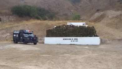 Photo of Incineran más de 27 toneladas de droga en Tijuana