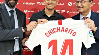 Photo of Sevilla presenta a Chicharito