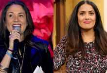 Photo of Así reaccionó Salma Hayek a la supuesta boda entre Yolanda Andrade y Verónica Castro