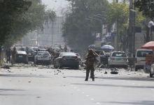 Photo of Estalla coche bomba talibán en zona próxima a embajadas en Kabul