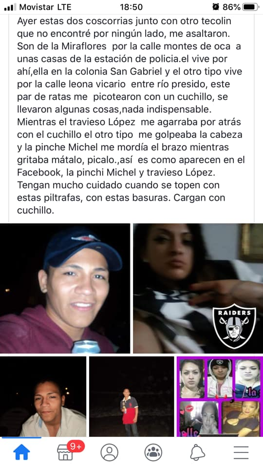 Terror en Mexicali