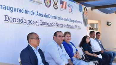 Photo of Consulado Americano y el Comando Norte entregan donativo a DIF