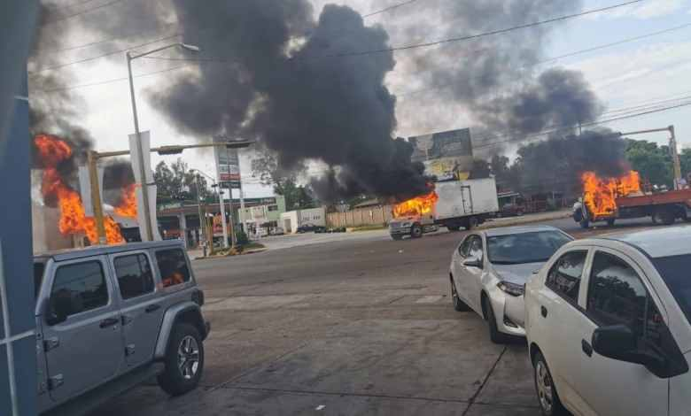 Photo of Suspenden clases en Culiacán ante violencia