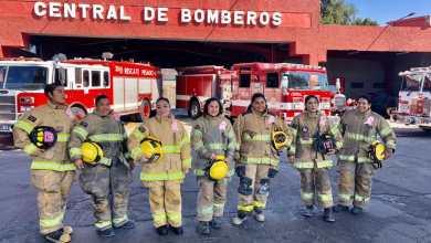 Photo of Mujeres de la dirección de Bomberos realizaron guardia de 24 horas