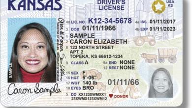 Photo of Si tu licencia de EU no tiene estrella no podrás subir al avión